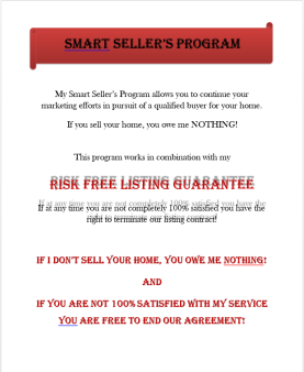 my smart seller program